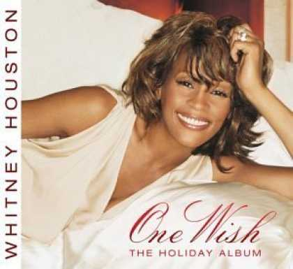 Bestselling Music (2006) - One Wish: The Holiday Album by Whitney Houston