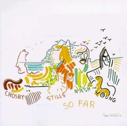 So Far by Crosby Stills Nash &