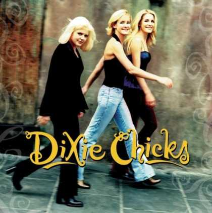 Bestselling Music (2006) - Wide Open Spaces by Dixie Chicks
