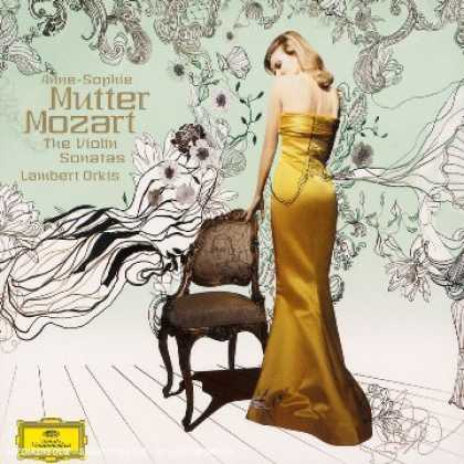 Bestselling Music (2006) - Mozart: The Violin Sonatas by Anne-Sophie Mutter
