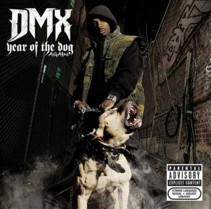 Bestselling Music (2006) - Year of the Dog...Again by DMX