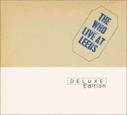 Bestselling Music (2006) - Live At Leeds [Deluxe Edition] by The Who