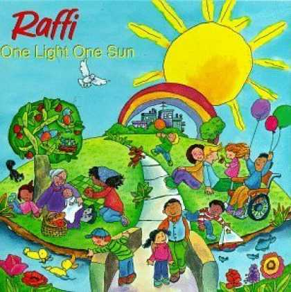Bestselling Music (2006) - One Light One Sun by Raffi