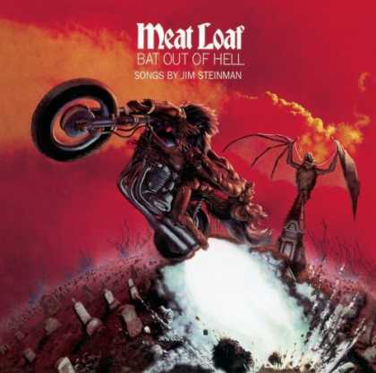 Bestselling Music (2006) - Bat out of Hell by Meat Loaf