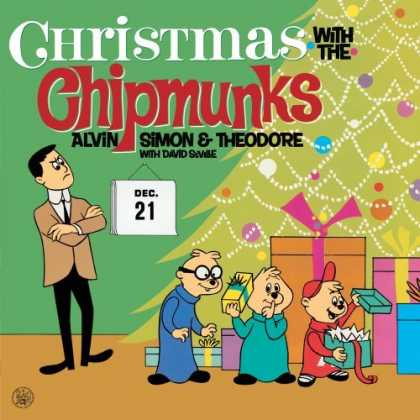 Bestselling Music (2006) - Christmas with the Chipmunks by The Chipmunks
