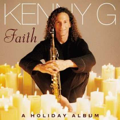 Bestselling Music (2006) - Faith: A Holiday Album by Kenny G.
