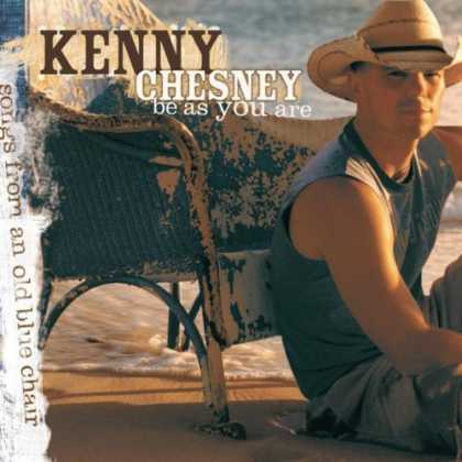 Bestselling Music (2006) - Be As You Are by Kenny Chesney