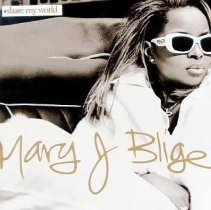 Bestselling Music (2006) - Share My World by Mary J. Blige