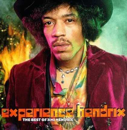 Bestselling Music (2006) - Experience Hendrix: The Best of Jimi Hendrix by Jimi Hendrix