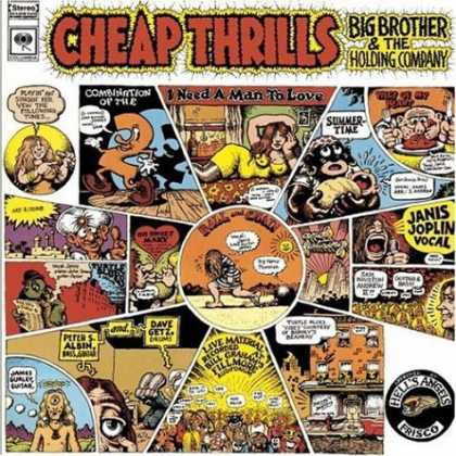 Bestselling Music (2006) - Cheap Thrills by Big Brother & The Holding Company