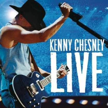 Bestselling Music (2006) - Live: Live Those Songs Again by Kenny Chesney