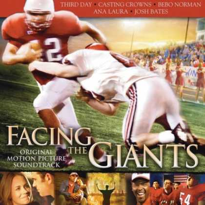 Bestselling Music (2006) - Facing the Giants: Original Motion Picture Soundtrack by Original Soundtrack