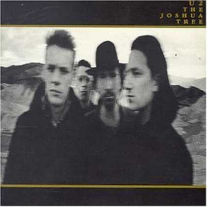 Bestselling Music (2006) - The Joshua Tree by U2
