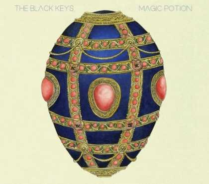 Bestselling Music (2006) - Magic Potion by The Black Keys