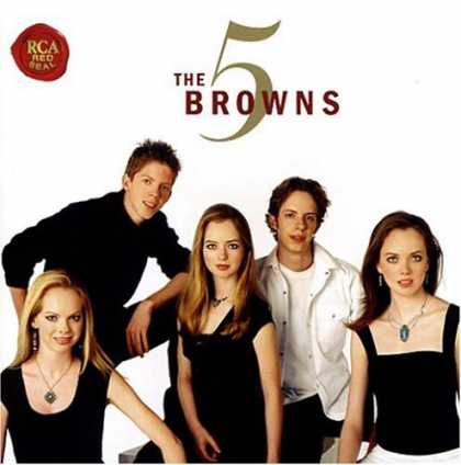 Bestselling Music (2006) - The 5 Browns by The 5 Browns