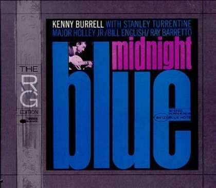 Bestselling Music (2006) - Midnight Blue by Kenny Burrell