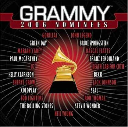 Bestselling Music (2006) - 2006 Grammy Nominees by Various Artists