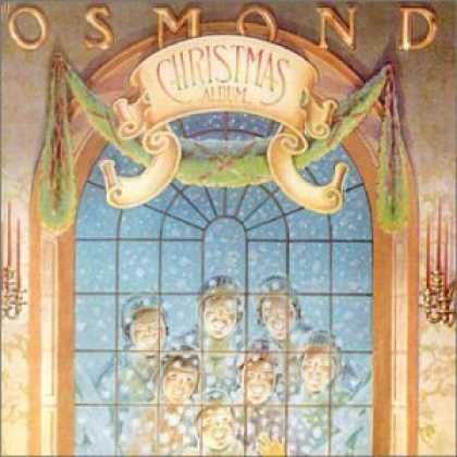 Bestselling Music (2006) - The Osmond Christmas Album by The Osmonds
