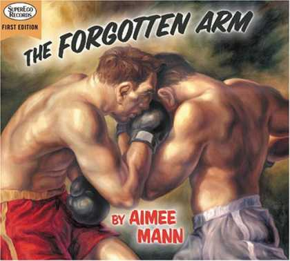 Bestselling Music (2006) - The Forgotten Arm by Aimee Mann