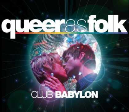 Bestselling Music (2006) - Queer as Folk: Club Babylon by Original TV Soundtrack
