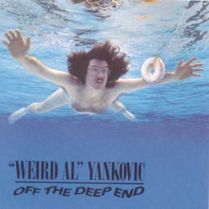 Bestselling Music (2006) - Off the Deep End by Weird Al Yankovic