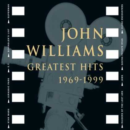Bestselling Music (2006) - John Williams - Greatest Hits 1969 - 1999 by John Williams