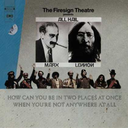 Bestselling Music (2006) - How Can You Be In Two Places At Once When You're Not Anywhere At All? by Firesig