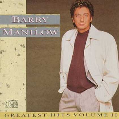 Bestselling Music (2006) - Barry Manilow - Greatest Hits, Vol. 2 by Barry Manilow