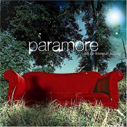Bestselling Music (2006) - All We Know Is Falling by Paramore