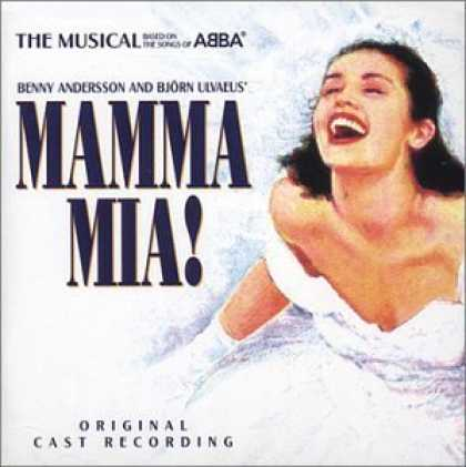 Bestselling Music (2006) - Mamma Mia! The Musical Based on the Songs of ABBA (Original 1999 London Cast) by