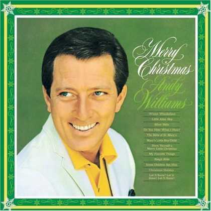 Bestselling Music (2006) - Merry Christmas by Andy Williams