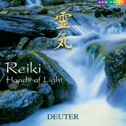 Bestselling Music (2006) - Reiki: Hands of Light by Deuter