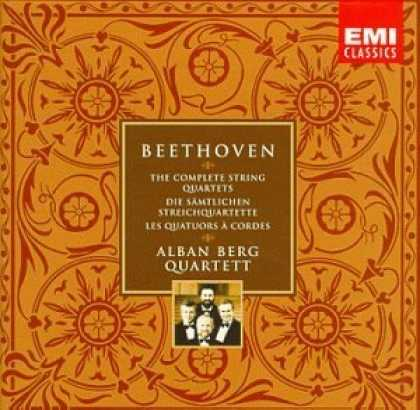 Bestselling Music (2006) - Beethoven - The Complete String Quartets / Alban Berg Quartet by Ludwig van Beet
