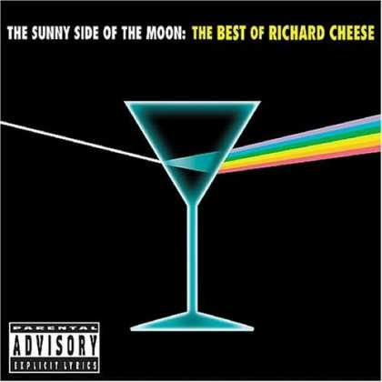 Bestselling Music (2006) - The Sunny Side of the Moon: The Best of Richard Cheese by Richard Cheese