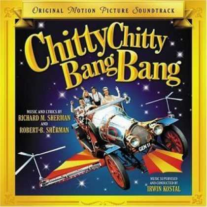 Bestselling Music (2006) - Chitty Chitty Bang Bang by Robert B. Sherman