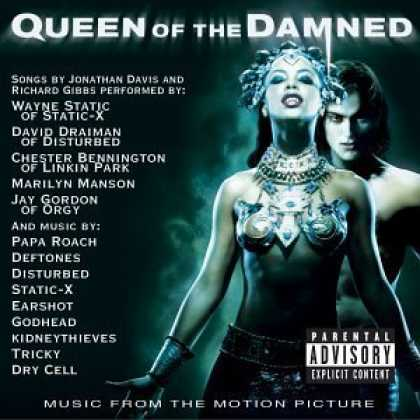 Bestselling Music (2006) - Queen of the Damned by Various Artists
