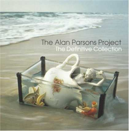 Bestselling Music (2006) - The Definitive Collection by Alan Parsons Project
