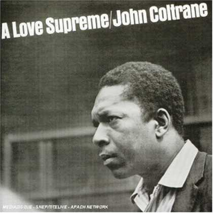 Bestselling Music (2006) - A Love Supreme by John Coltrane