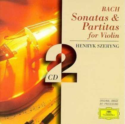 Bestselling Music (2006) - Bach: Sonatas & Partitas for Solo Violin