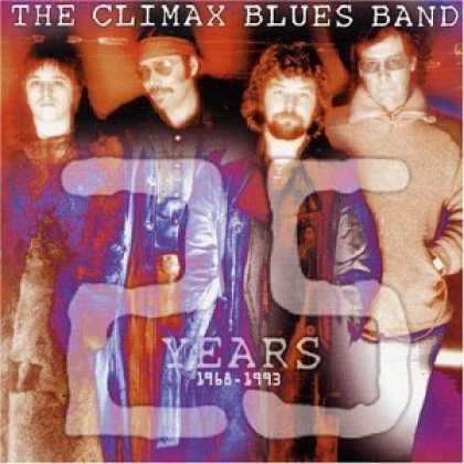 Bestselling Music (2006) - 25 Years : 1968-1993 by Climax Chicago Blues Band