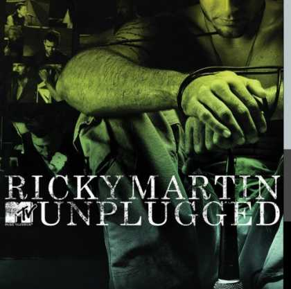 Bestselling Music (2006) - Ricky Martin: MTV Unplugged by Ricky Martin