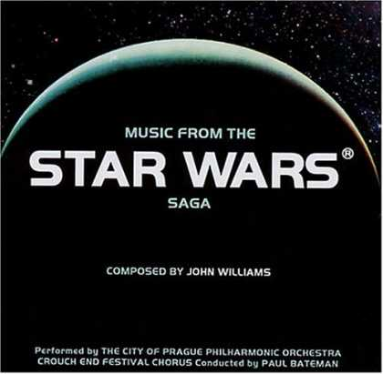 Bestselling Music (2006) - Music from the Star Wars Saga by John Williams