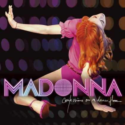 Bestselling Music (2006) - Confessions on a Dance Floor by Madonna