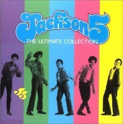 Bestselling Music (2006) - The Ultimate Collection by The Jackson 5
