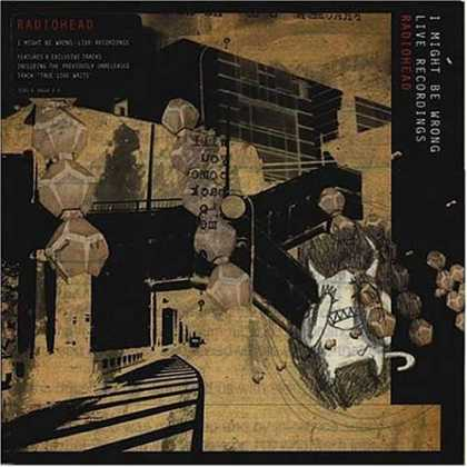 Bestselling Music (2006) - I Might Be Wrong: Live Recordings by Radiohead