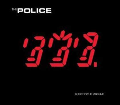 Bestselling Music (2006) - Ghost In The Machine [Digipak] by The Police