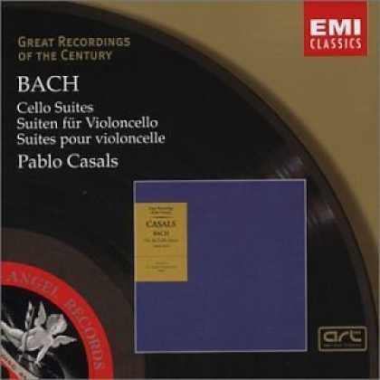 Bestselling Music (2006) - Bach: Cello Suites