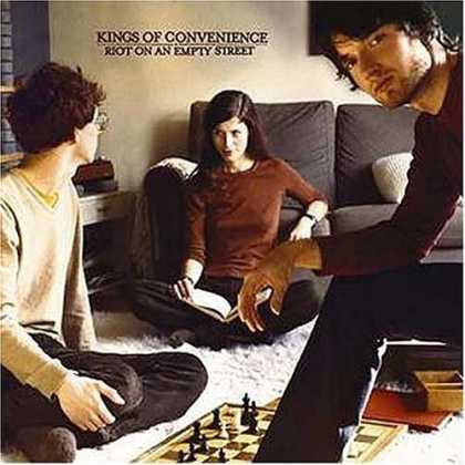 Bestselling Music (2006) - Riot on an Empty Street by Kings of Convenience