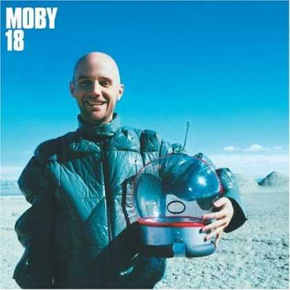 Bestselling Music (2006) - 18 by Moby