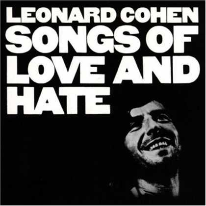 Bestselling Music (2006) - Songs of Love and Hate by Leonard Cohen